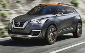 Новый Nissan Juke 2017