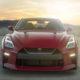 2017 GT-R Premium и GT-R NISMO   GT-R Track Edition. Основные характеристики включают в себя переработанный капот и передний бампер, дневные ходовые огни и матовую хромированную отделку «V-motion», одна из выдающихся дизайнерских подписей Nissan.