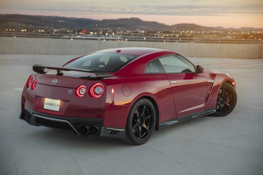Nissan GT-R Track Edition está listo para su debut en el Auto Show de Nueva York 2017