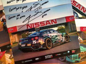 Nissan GT-R NISMO GT3 оценивает топ-5 финиша в Virginia International Raceway